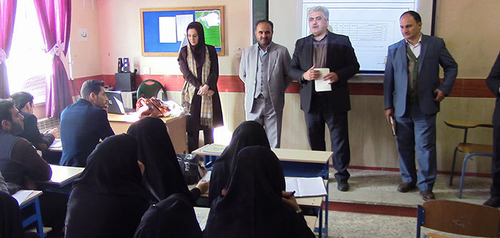 برگزاری کارگاههای آموزشی ویژه نومعلمان گیلان