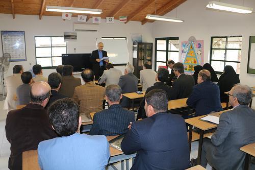 مدیرکل آموزش و پرورش استان گیلان: ضرورت استفاده از تجربیات کشورهای توسعه یافته در حفظ تالابها