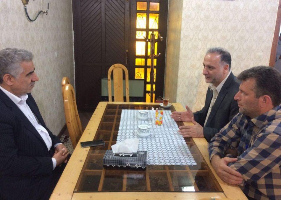 نشست مشترک مدیر مخابرات منطقه گیلان با نماینده مردم شهرستان های رودسر و املش در مجلس شورای اسلامی