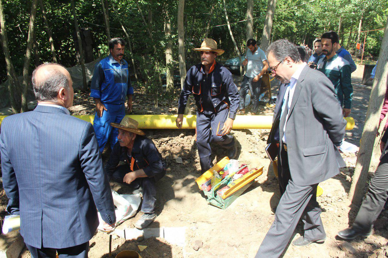 فرماندار شهرستان رشت خبر داد: اجرای پروژه ساماندهی فاضلاب روستاهای مجاور تالاب انزلی در شهرستان رشت