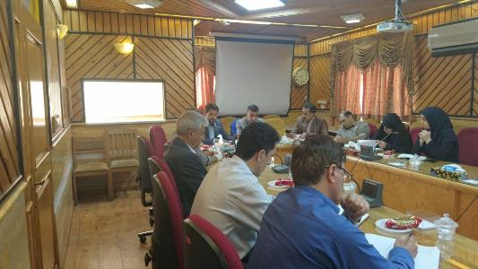 برگزاری جلسه پیشگیری  از سوزاندن پسماند کشاورزی در بندر انزلی با دهیاران