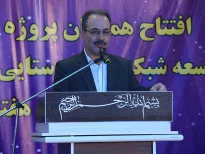 فرماندار شهرستان رشت خبر داد: افتتاح ۲۸۸ پروژه طی هفته دولت در شهرستان رشت
