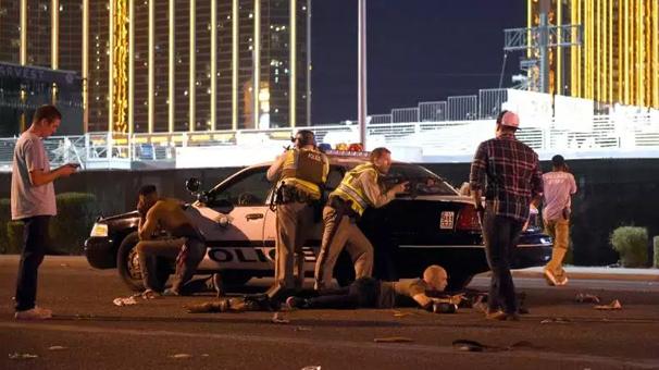 تیراندازی در لاس وگاس با ۵۷۵ کشته و زخمی