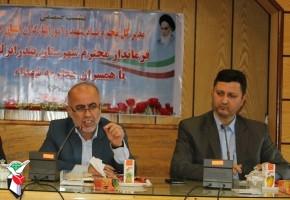 مدیرکل بنیاد شهید و امور ایثارگران گیلان:  امروز بیش از پیش نیازمند فرهنگ ایثار و شهادت هستیم