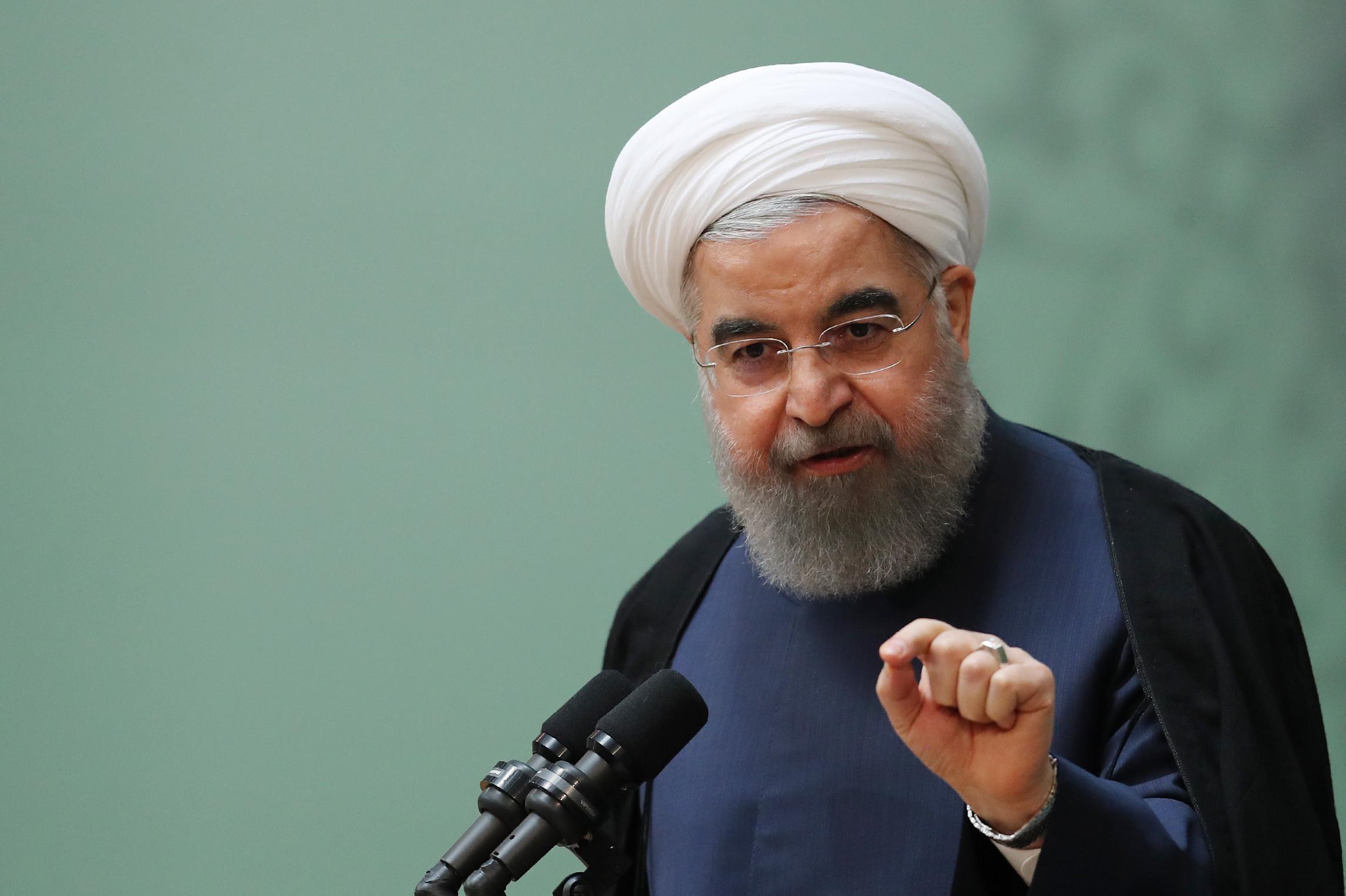 روحانی در اختتامیه نهمین جشنواره بین المللی فارابی: آثار برجام الی یومالقیامه باقی میماند/ اگر به تعهدات بینالمللی احترام نگذاریم، باید فاتحه تمدن را بخوانیم