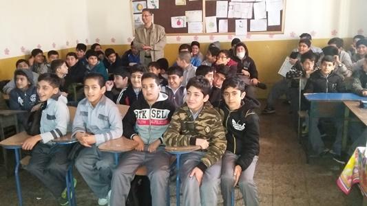 استمرار آموزش موضوعات محیط زیستی در مدارس رودسر