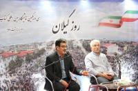 با حضور مفاخر گیلان برگزار شد: روز گیلان در نمایشگاه کتاب تهران