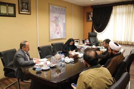 دکتر نصرتی خبر داد : آمادگی همکاری شهرداری رشت با کمیته امداد در راستای ایجاد اشتغال از راه جذب گردشگر