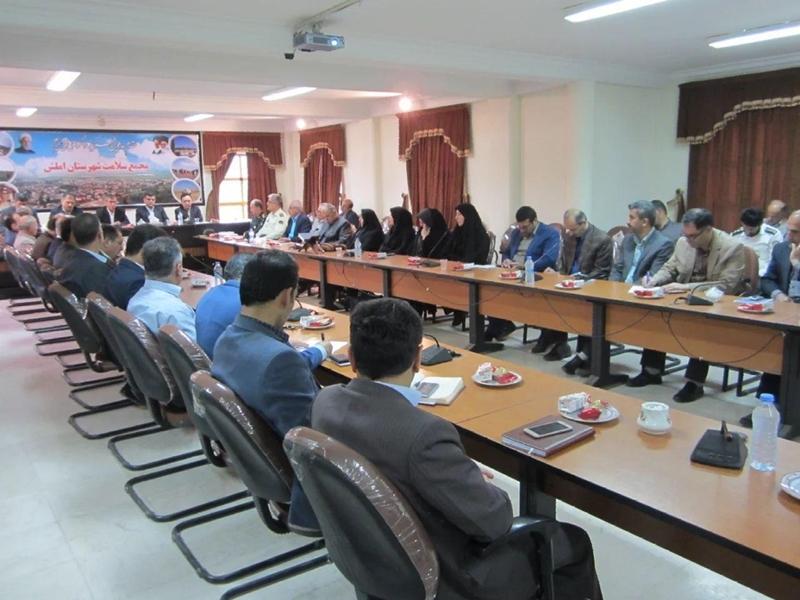 تشکیل اولین مجمع سلامت در شهرستان املش