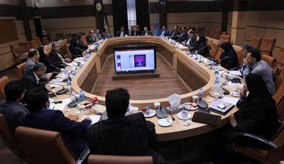 شصت و هفتمین جلسه شورای راهبردی دانشگاه علوم پزشکی گیلان برگزار شد
