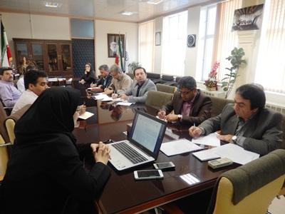 برگزاری نخستین جلسه کمیته تخصصی توسعه فضاهای آموزشی استان گیلان