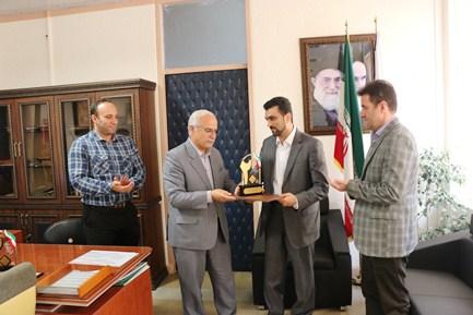 مراسم تجلیل از منتخبین مسابقه معماری بیستمین جشنواره خیّرین مدرسه ساز استان گیلان