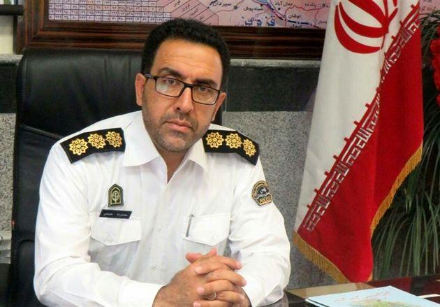 رئیس پلیس راهنمایی و رانندگی استان گیلان:  عابران پیاده و موتورسیکلت سواران بیشترین افراد درگیر با تصادفات در گیلان