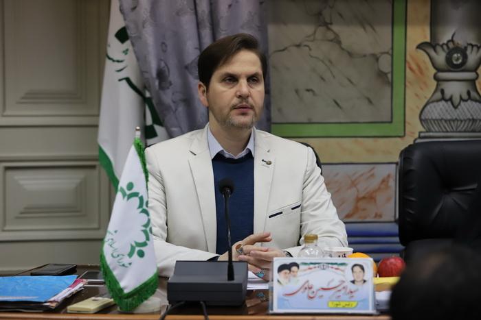 رئیس شورای اسلامی شهر رشت:  کاروانسراها تا پل طبیعت در مسیر بازآفرینی شهر رشت
