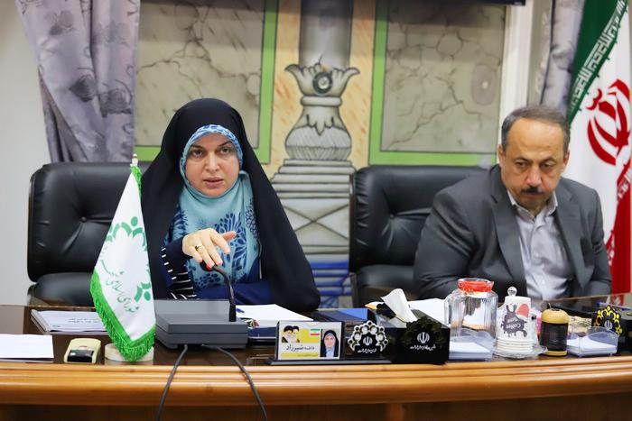 در چهل و هشتمین جلسه کمیسیون بهداشت ، محیط زیست و خدمات شهری شورای رشت:  تسریع در احداث تصفیه خانه شیرآبه سراوان