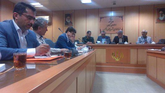 دومین جلسه کارگروه مدیریت پسماند شهرستان فومن برگزار شد