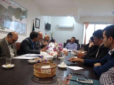 برگزاری دومین جلسه کارگروه پسماند درلاهیجان