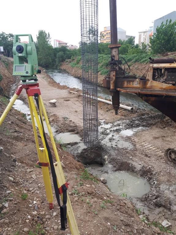 شهردارمنطقه یک :  احداث دیوارحفاظتی حدفاصل پل توحید تا تخته پل