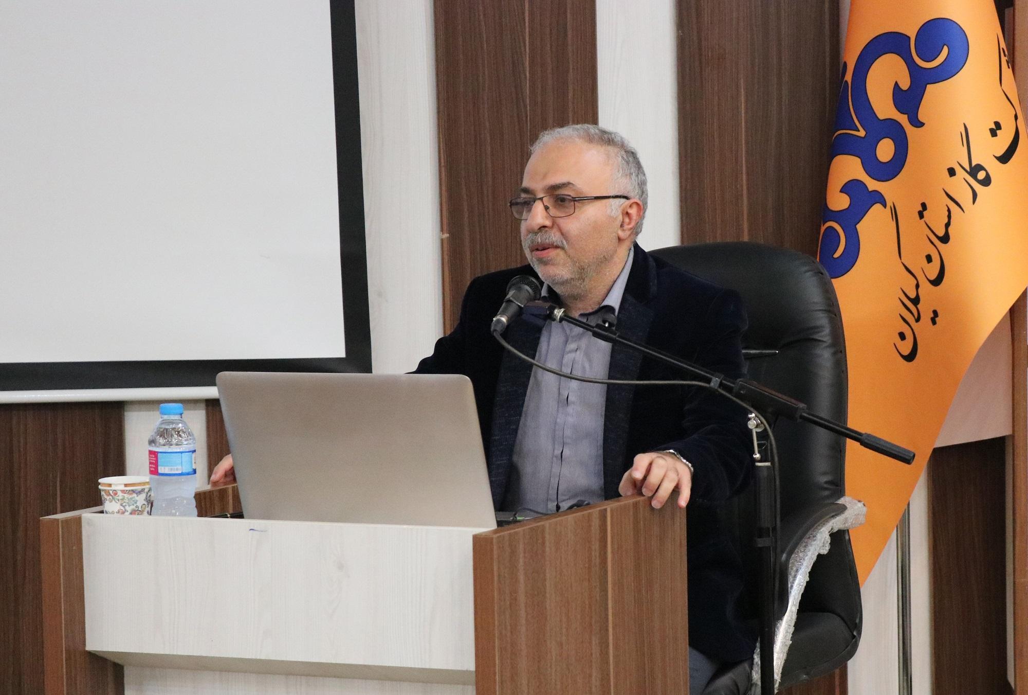 مدیرعامل شرکت گاز استان گیلان :بیش از یک میلیون و بیست هزار مشترک گاز در گیلان
