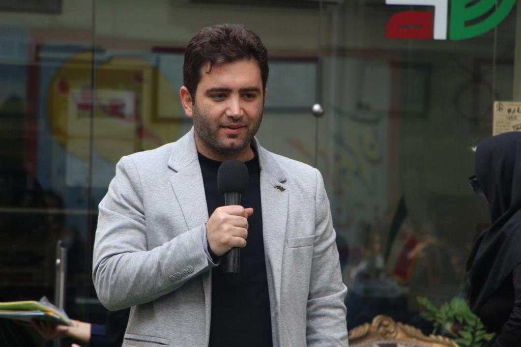 جشن کودک و محیط زیست با حضور علیرضا حاجی پور مدیرعامل سازمان پسماندهای شهرداری رشت