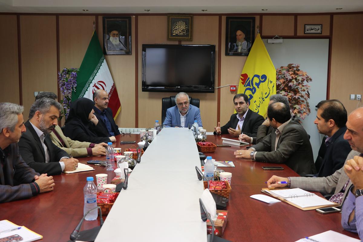 مدیر فناوری اطلاعات و ارتباطات شرکت ملی گاز ایران: اقدامات کیفی مناسبی در شرکت گاز استان گیلان به اجرا درآمده است