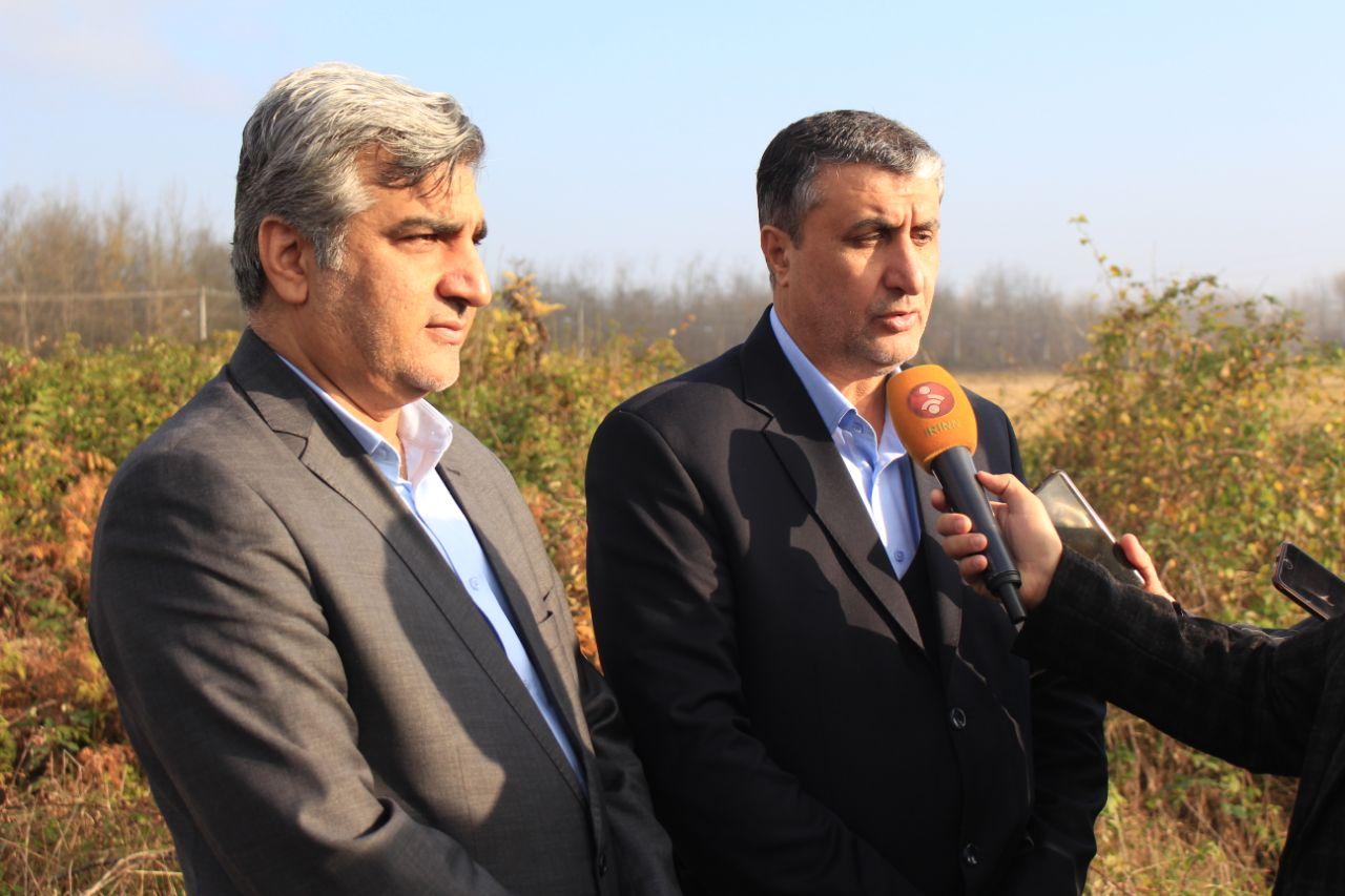 وزیر راه و شهرسازی:  اجرای پروژه راه آهن رشت-آستارا با کمترین آسیب به محیط زیست مدنظر ماست