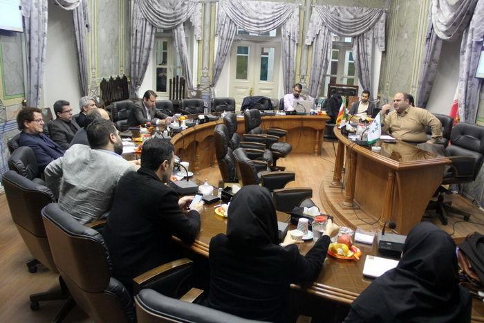 در کمیسیون عمران و توسعه شهری شورای شهر رشت مطرح شد:  اجرای طرح شفاف سازی ساختاری و عملکرد مدیریت شهری