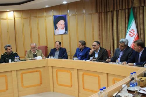 جلسه شورای استانی ترویج فرهنگ ایثار و شهادت برگزار شد