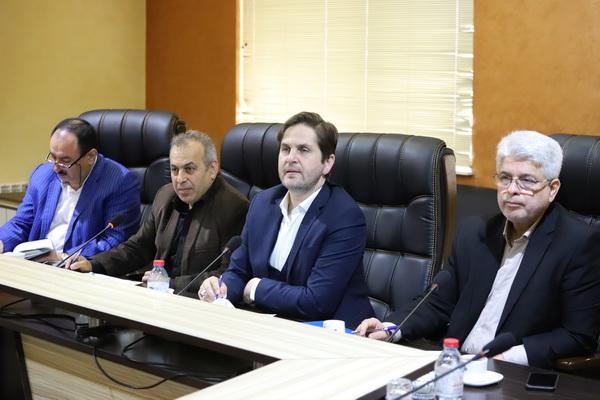 تحقق مدیریت یکپارچه شهری در جلسه هماهنگی بین دستگاهی میز خدمت شورای شهر رشت
