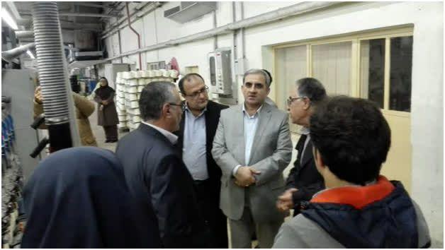 رئیس سازمان صنعت، معدن و تجارت استان گیلان:  صنعت نساجی در گیلان یکی از مهمترین بخشهای اشتغال زا است