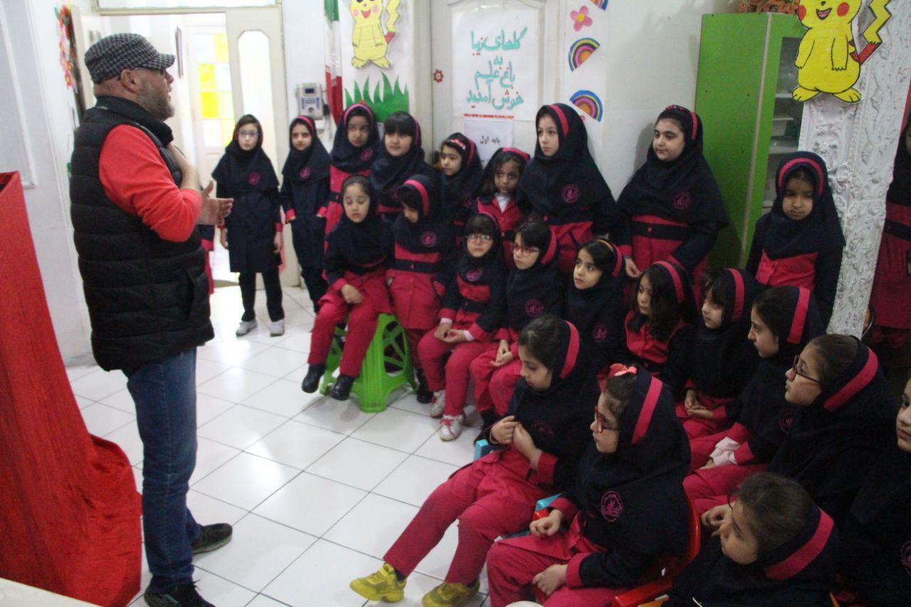 آموزش تفکیک از مبدا در مهدکودک عقیق و دبستان و پیش دبستانی مهرپویا