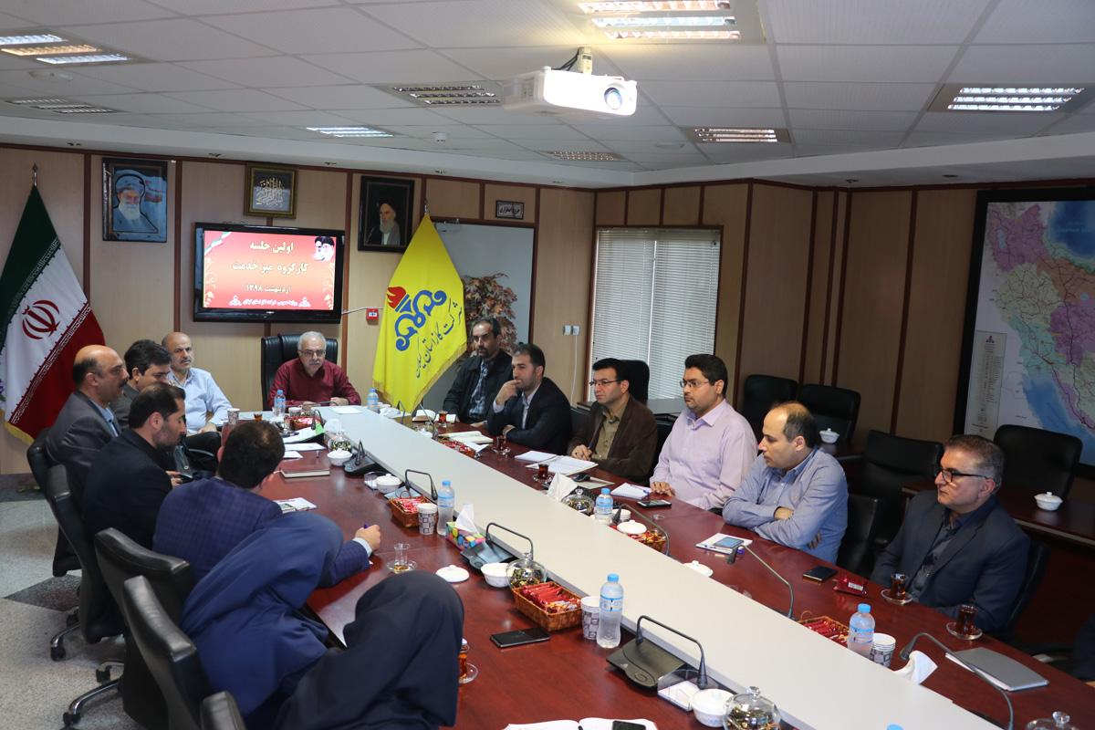 مدیرعامل شرکت گاز استان گیلان :اصلاح و بهبود مستمر سیستم رسیدگی به شکایات در جهت افزایش رضایتمندی مشترکین