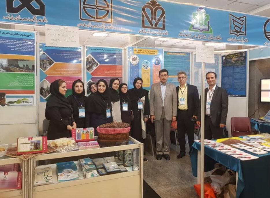 افتخارآفرینی دانشگاه علوم پزشکی گیلان در دوازدهمین جشنواره آموزشی شهید مطهری