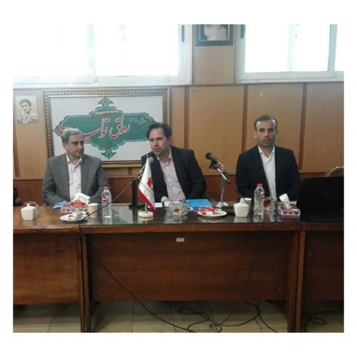 رئیس سازمان صنعت معدن و تجارت استان گیلان:  تعامل و هم افزایی ضامن پویایی توسعه صنایع الکترونیک