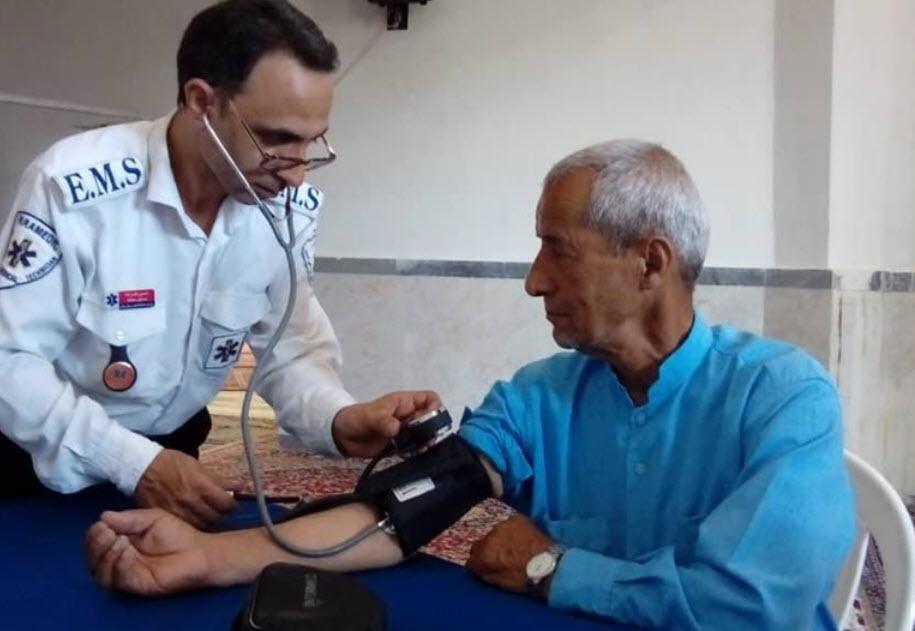 ۵۰ درصد جمعیت هدف در گیلان به پویش ملی کنترل فشار خون پیوستند