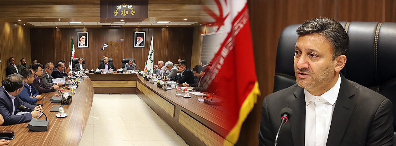 شهردار رشت در نود و نهمین جلسه شورا:  آغاز پروژه شهر هوشمند تا پایان سال