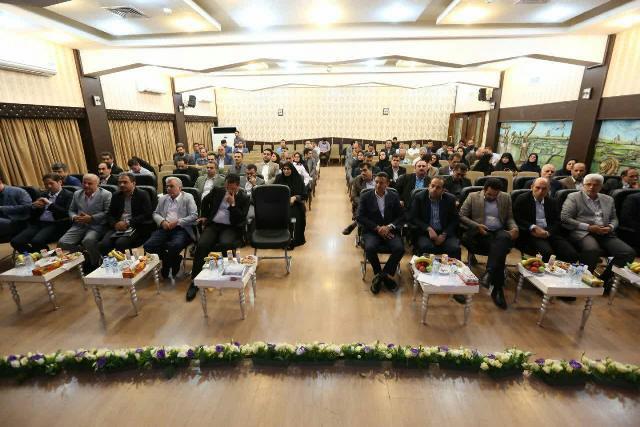 گزارش تصویری آئین افتتاح پروژه تونل ارتباطی با حضور معاون وزیر ارتباطات در رشت