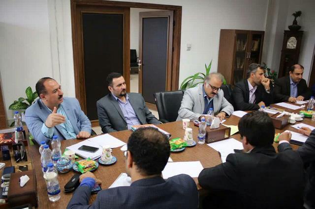 گزارش تصویری جلسه شورای اداری شهرداری رشت