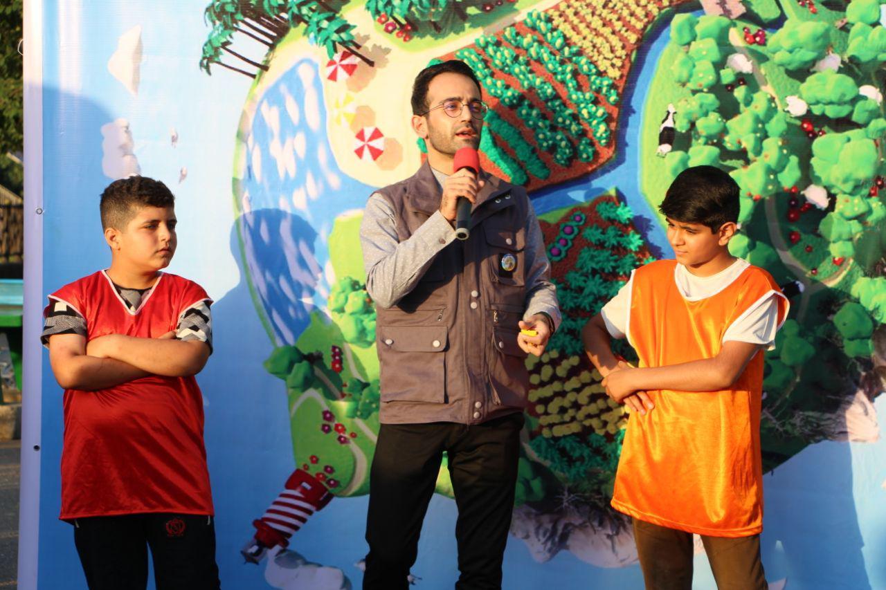 به همت سازمان مدیریت پسماندهای شهرداری رشت برگزار شد؛   اجرای مسابقه محله ما محله پاک در پارک دانشجو