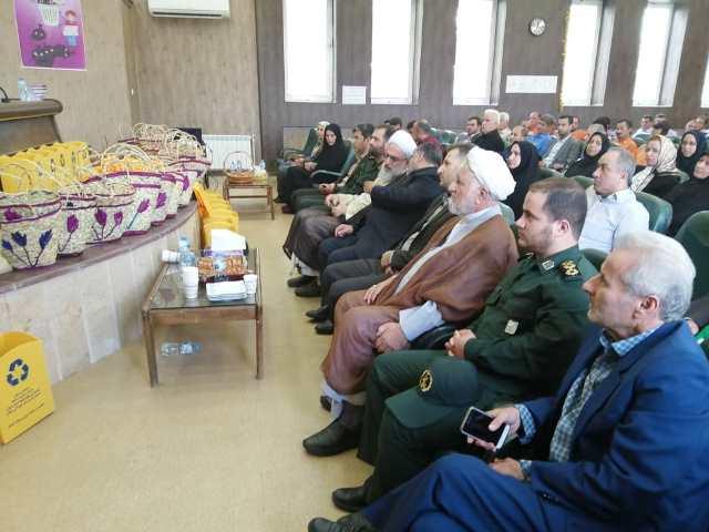 همایش ملی طبیعت سبز درصومعه سرا برگزار شد