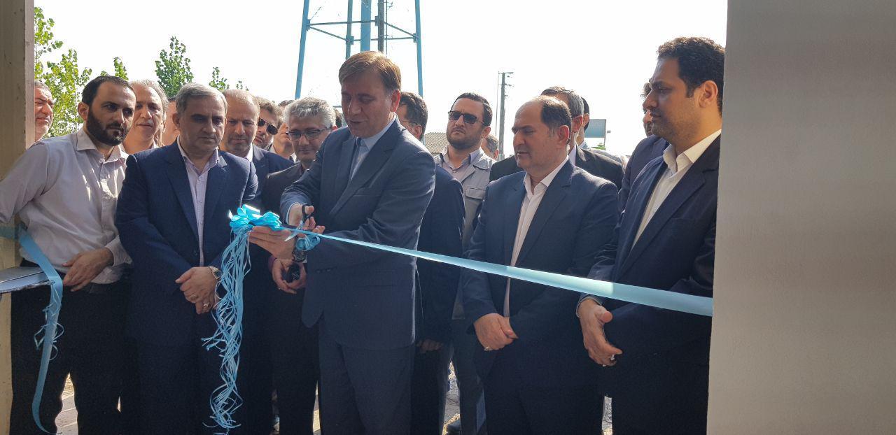 در نخستین روز از هفته دولت با حضور سرپرست استانداری گیلان صورت گرفت؛  افتتاح دو واحد تولیدی با سرمایهگذاری ۱۷۵ میلیارد ریال در رشت