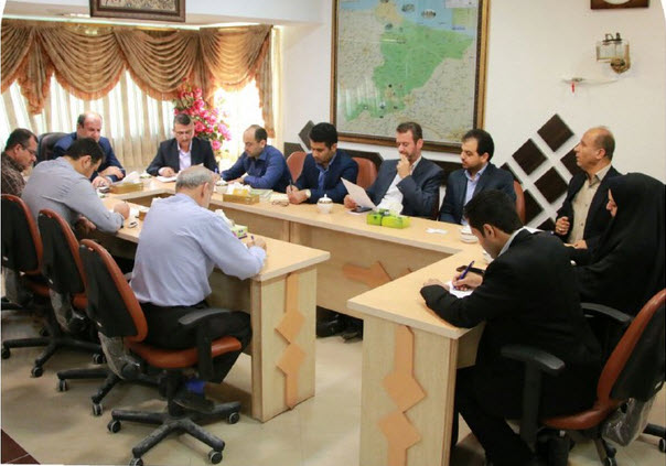 جلسه هماهنگی روز دریای کاسپین برگزار شد