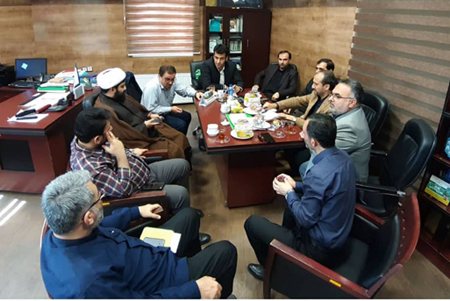 تشکیل کارگروه عترت سازمان فرهنگی، اجتماعی و ورزشی شهرداری رشت