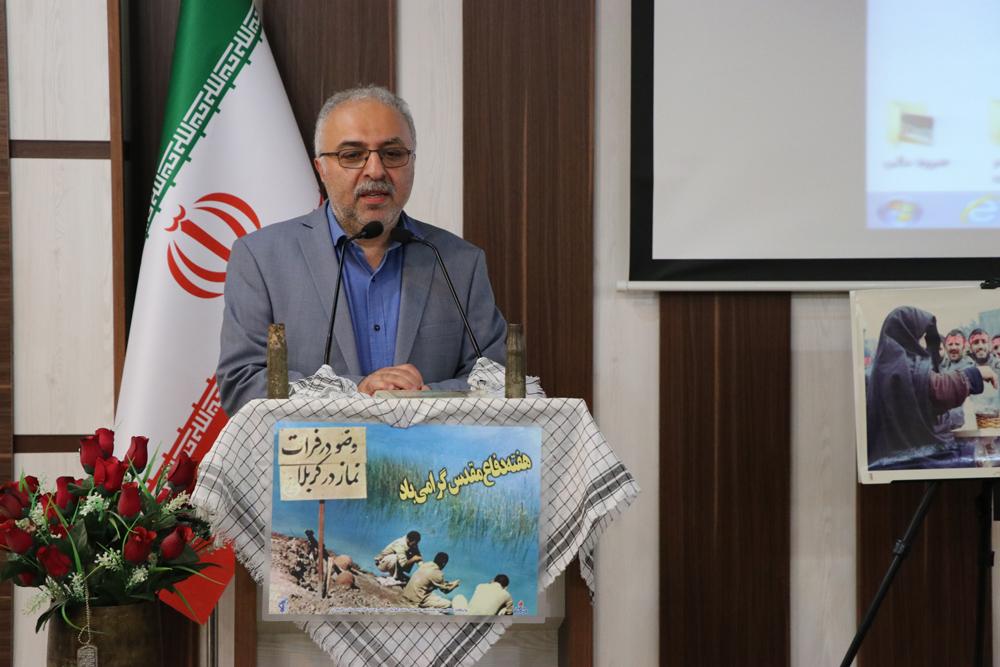 مدیرعامل گاز گیلان در مراسم گرامیداشت هفته دفاع مقدس: کارکنان شرکت گاز در بخش اقتصادی در حال جهاد با استکبار هستند