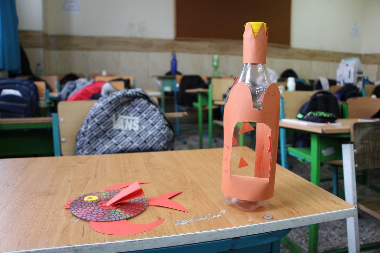 اجرای طرح آموزشی دانش آموزان پاکیار توسط سازمان مدیریت پسماندهای شهرداری رشت