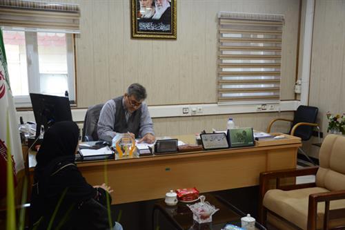 ملاقات مردمی مدیرکل کمیته امداد گیلان سه شنبه هر هفته در اداره کل این نهاد در رشت