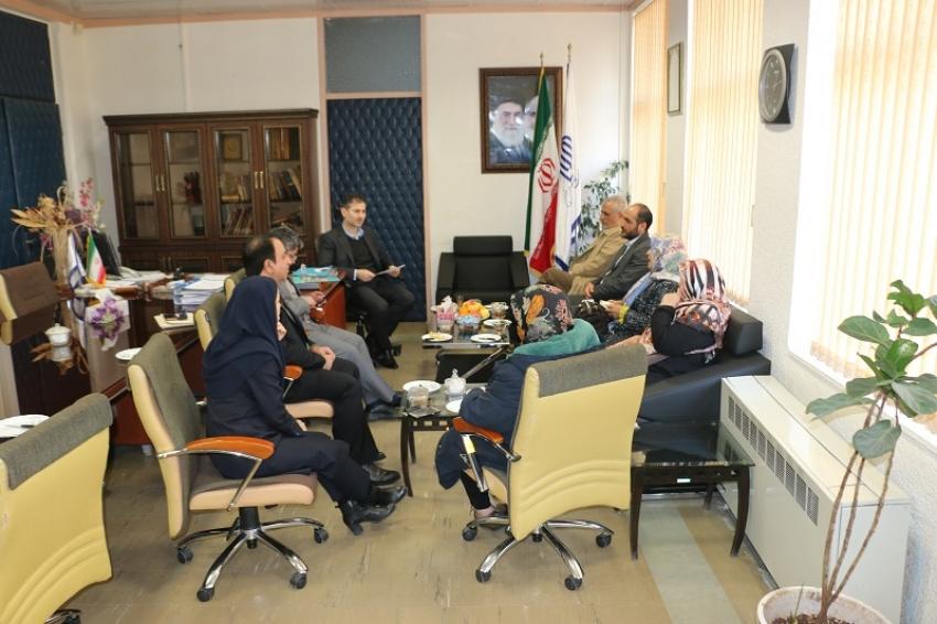 امضای توافقنامه احداث دو پروژه خیّری در گیلان