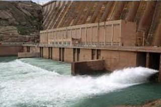 تولید ۶۵ هزار مگاوات ساعت برق در نیروگاه برقابی سد سفیدرود