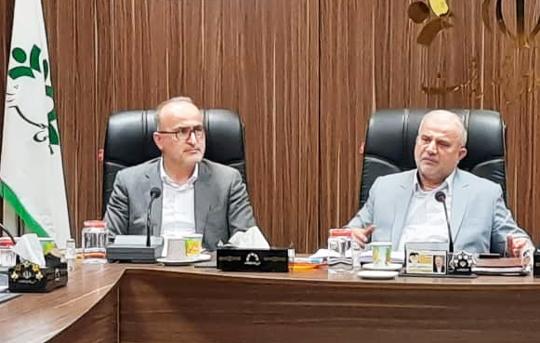 اجرای پروژه های حاصل از محل در آمد تبصره ۳ در جلسه شورای شهر رشت بررسی شد