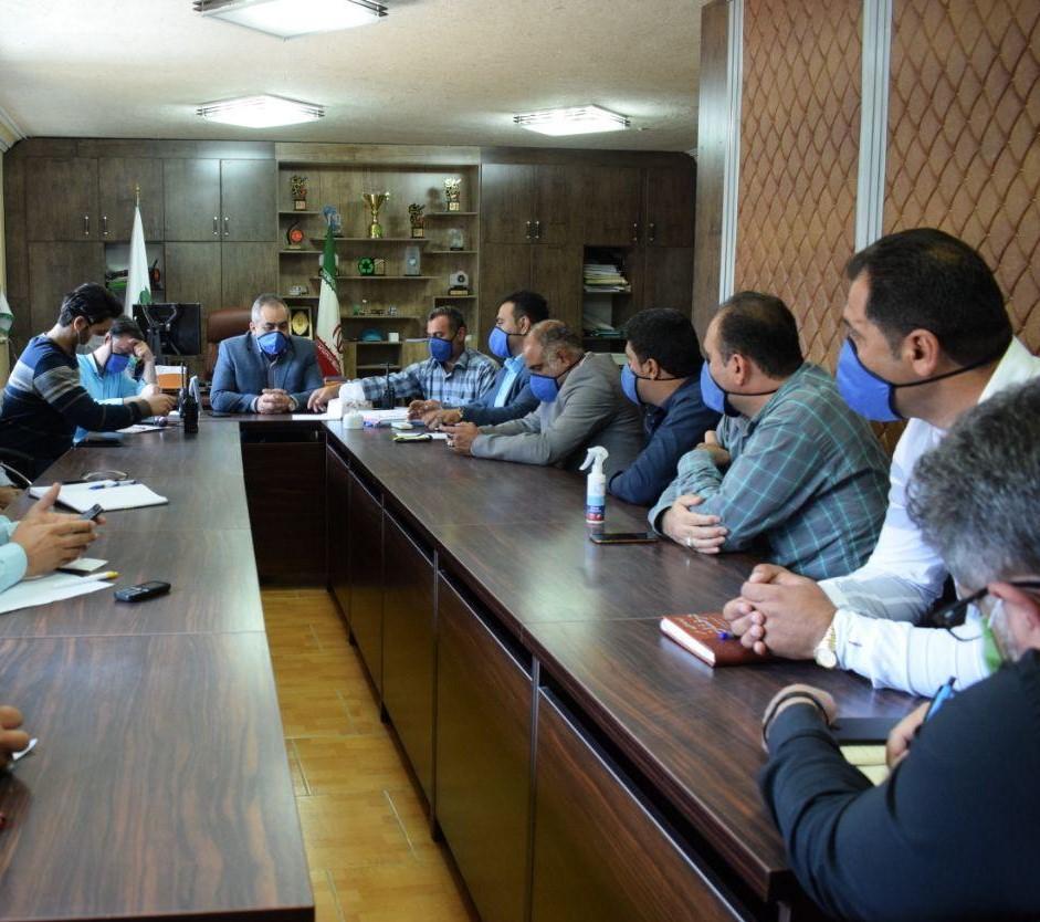 مدیرعامل سازمان مدیریت پسماندهای شهرداری رشت:  ضرورت فرهنگ سازی مسایل مرتبط با مدیریت پسماند در بین شهروندان